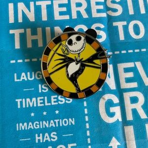 Good Vs Evil Mystery Jack Skellington Disney Pin